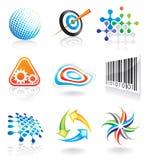 Grafisches Symbol Lizenzfreies Stockfoto