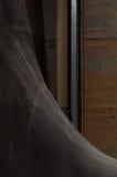 Grafisk abstraktion av betongväggen arkivfoto