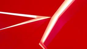 Grafisk design för takljus Arkivfoto