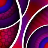 Grafisk design för vektor, färgrik geometrisk abstrakt bakgrund vektor illustrationer