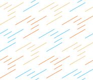 Grafisk minimalistic bakgrund, svartlinjer modell Fotografering för Bildbyråer