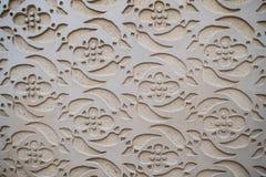 Grafisk prydnad på väggen Spanjormodellstil Royaltyfria Bilder