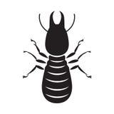 Grafisk termit, vektor Royaltyfri Bild