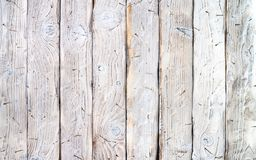 Grafiska resurser: bakgrund av sjaskiga vita bräden med spår av spikar Fotografering för Bildbyråer
