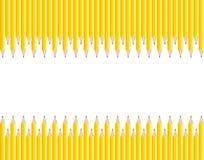 Grafiten Pencils bakgrund Royaltyfri Bild
