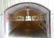 Grafiti TUnnel Stock Photos