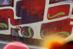 grafito Fotografía de archivo