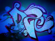grafito Fotos de archivo libres de regalías
