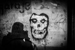 grafito Imágenes de archivo libres de regalías