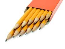 grafitowi ołówki Zdjęcia Royalty Free