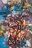 grafitti royaltyfria foton