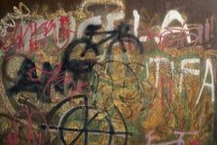 grafitti Royaltyfri Bild