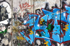 grafitti Royaltyfria Bilder