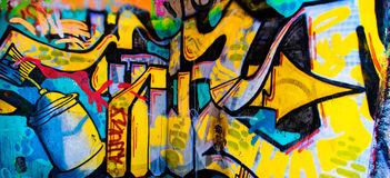 Grafitti background Stock Photo