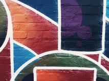 Grafitti. Close up royalty free stock images