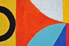 Grafitti - gatakonst royaltyfri foto