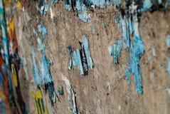 Grafitti - gatakonst - målning Fotografering för Bildbyråer