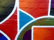 Grafitti. Close up stock image