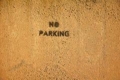 Grafitti på cementväggen Royaltyfria Foton