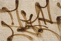 Grafitti royalty free stock photo