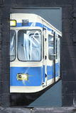 Grafitti Tyskland Royaltyfria Bilder