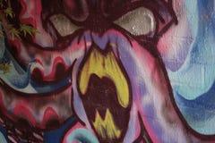 Grafitti Urban Royaltyfri Bild