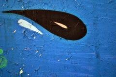 Grafittibeståndsdel Arkivfoto