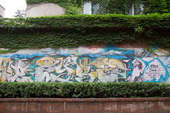 Grafittikultur Royaltyfria Bilder