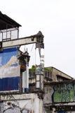 Grafittis 02 de Banguecoque Imagem de Stock Royalty Free