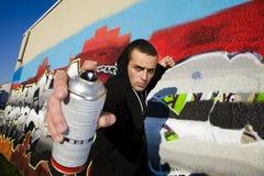 Grafittis Fotos de Stock Royalty Free