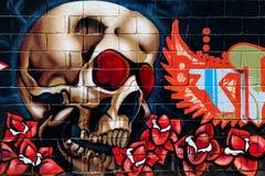 Grafittis Foto de Stock Royalty Free