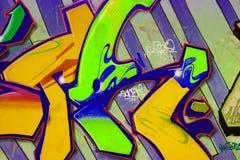 Grafittis Foto de Stock
