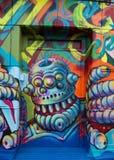 Grafittis Fotografia de Stock Royalty Free