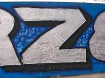 Grafittis Ilustração Stock