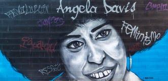 Grafittis da arte da rua baseados no cantor ilustração do vetor