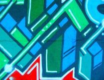 grafittitextur Arkivbild