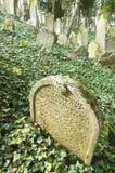 Grafsteen royalty-vrije stock afbeelding