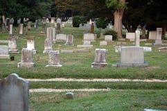grafstenen Royalty-vrije Stock Afbeelding