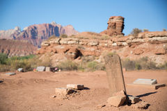 Grafton ghost town Royalty Free Stock Image