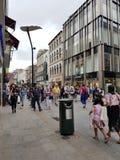 Grafton-Straße Lizenzfreie Stockfotografie