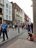 Grafton-Straße Stockfotos