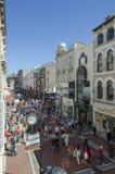 Grafton Street, Dublin Stockfotos