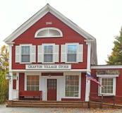 Grafton Village Store, Grafton, VT royalty-vrije stock afbeeldingen