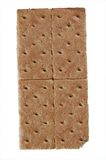 Graham cracker Royalty Free Stock Images