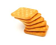 Graham Crackers Stock Image
