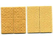 Graham crackers Royalty Free Stock Images