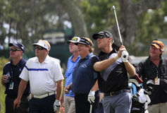 Graham Delae at The Players, TPC Sawgrass, FLorida Royalty Free Stock Images