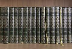 Graham Greene Books fotografia stock libera da diritti