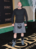 Graham McTavish Royalty Free Stock Photo
