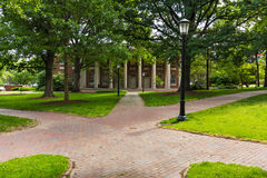 Graham Memorial at UNC-Chapel Hill Stock Photography